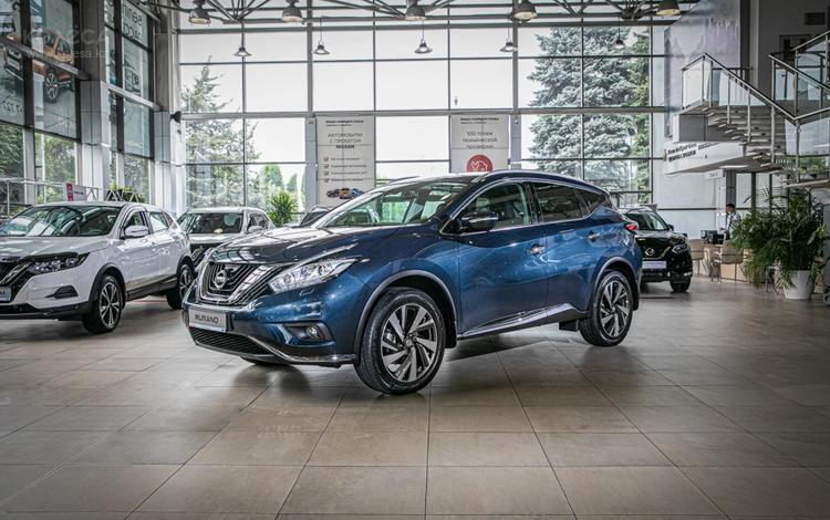 Nissan Murano Top+ 2021 года за 22 613 000 тг. в Алматы