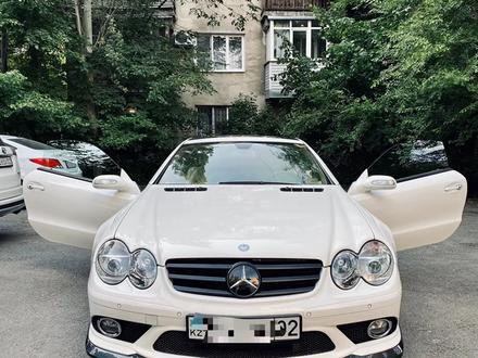 Mercedes-Benz SL 55 AMG 2007 года за 16 000 000 тг. в Алматы – фото 3