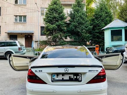 Mercedes-Benz SL 55 AMG 2007 года за 16 000 000 тг. в Алматы – фото 4