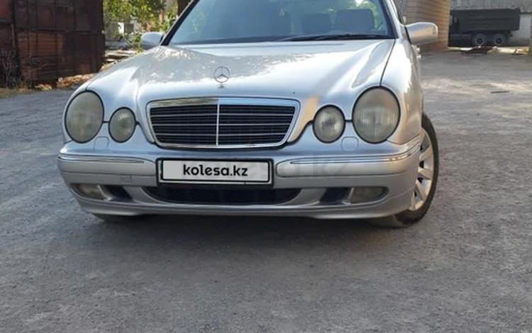 Mercedes-Benz E 240 2000 года за 3 000 000 тг. в Шымкент