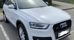 Audi Q3 2014 года за 10 300 000 тг. в Алматы – фото 2