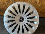 Оригинал новые диски мерседес розмер 17 с колпаками за 100 000 тг. в Алматы – фото 4
