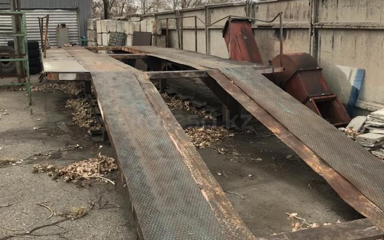 Эстакада для грузовых авто в Усть-Каменогорск