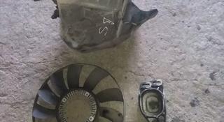 Корпус воздушного фильтра крепление петли капота вентилятор за 112 тг. в Алматы