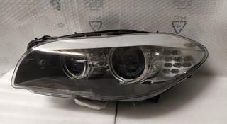 BMW 5 f10 F 10 комплект фар ксенон дорестайлинг за 280 000 тг. в Алматы
