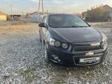 Chevrolet Aveo 2012 года за 3 350 000 тг. в Талдыкорган – фото 2