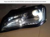 Фара передняя Audi a8 d4 (Ауди а8 d4) 2010-2016 за 111 111 тг. в Нур-Султан (Астана)