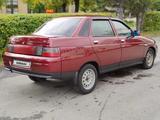 ВАЗ (Lada) 2110 (седан) 2004 года за 780 000 тг. в Петропавловск – фото 4