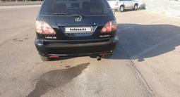 Lexus RX 300 2001 года за 2 750 000 тг. в Алматы – фото 5