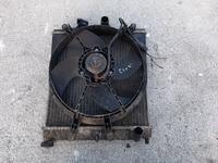 Радиатор основной в сборе с вентилятор Хонда Цивик 6 Honda… за 20 000 тг. в Семей