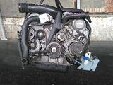 Двигатель TOYOTA CROWN MAJESTA UZS171 1UZ-FE 2000 за 508 000 тг. в Караганда