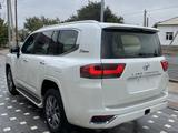 Toyota Land Cruiser 2021 года за 47 000 000 тг. в Шымкент – фото 3