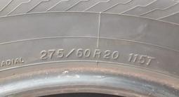 Зимняя резина YOKOHAMA 275/60/R20, 4 баллона за 99 000 тг. в Нур-Султан (Астана) – фото 4