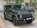 Mercedes-Benz G 63 AMG 2016 года за 45 800 000 тг. в Алматы – фото 3