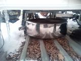 Чехол на запаску на мерседес гелендваген g55amg за 100 000 тг. в Алматы – фото 4