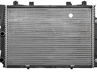 Радиатор двигателя Mercedes w140 за 65 000 тг. в Актобе