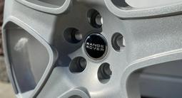 Итальянские диски Rinspeed для Range Rover за 290 000 тг. в Алматы – фото 3