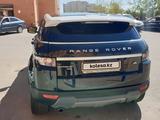 Land Rover Range Rover Evoque 2012 года за 10 300 000 тг. в Актау – фото 4