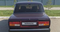 ВАЗ (Lada) 2107 2000 года за 750 000 тг. в Костанай – фото 3