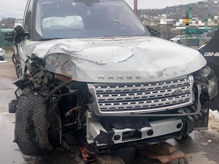 Land Rover Range Rover 2015 года за 10 500 000 тг. в Алматы – фото 2