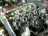 Двигатель 1kz 1кз 1kzte тнвд, форсунки, гбц за 500 000 тг. в Алматы