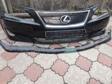 Бампер передний в сборе на Lexus is 250, 300, 350 за 50 000 тг. в Алматы – фото 2