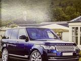 Пороги Range Rover Vogue за 110 000 тг. в Алматы – фото 2