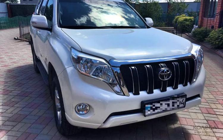 Toyota Land Cruiser Prado 2013 года за 12 600 000 тг. в Актобе