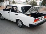 ВАЗ (Lada) 2107 2005 года за 900 000 тг. в Кызылорда – фото 3