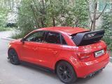 Audi A1 2013 года за 6 900 000 тг. в Алматы – фото 4