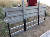 Тент борт на газели новые за 80 000 тг. в Уральск – фото 2