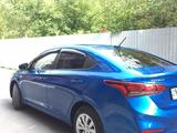 Hyundai Accent 2018 года за 5 800 000 тг. в Караганда – фото 3