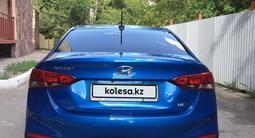 Hyundai Accent 2018 года за 5 800 000 тг. в Караганда – фото 4