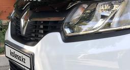 Renault Logan 2018 года за 4 200 000 тг. в Шымкент – фото 4