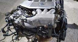 Двигатель АКПП (ДВС) 1mz fe 3.0 литра за 102 321 тг. в Алматы – фото 2