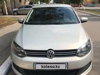 Volkswagen Polo 2015 года за 3 950 000 тг. в Костанай