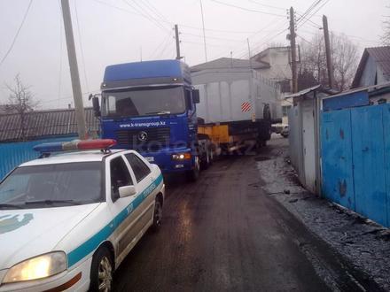Перевозка спец техники, крупногабаритных и тяжеловесных грузов в Алматы – фото 2