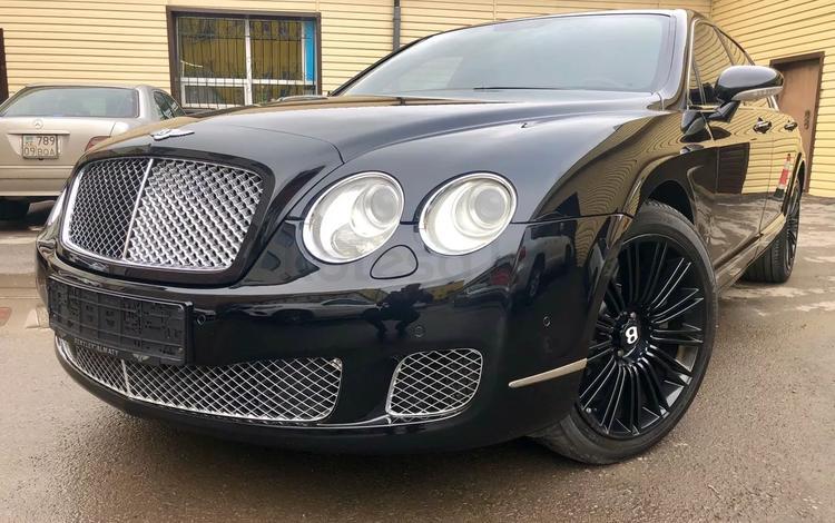 Bentley Continental Flying Spur 2009 года за 26 999 999 тг. в Алматы