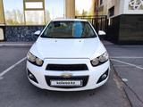 Chevrolet Aveo 2014 года за 3 250 000 тг. в Нур-Султан (Астана) – фото 2