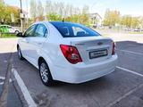 Chevrolet Aveo 2014 года за 3 250 000 тг. в Нур-Султан (Астана) – фото 5