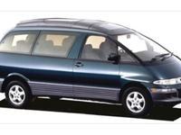 Капот Toyota Estima Emina, Lucida (1992-1999) за 5 555 тг. в Алматы