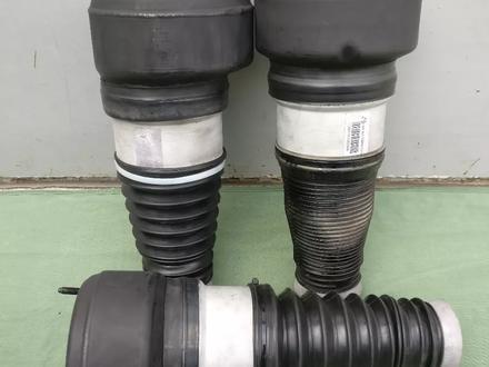 Пневмобаллоны пневмостойки ремонт пневмоподвески пневмоамортизаторы пневмоподушки в Костанай – фото 5