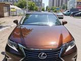 Lexus ES 250 2016 года за 15 150 000 тг. в Нур-Султан (Астана)