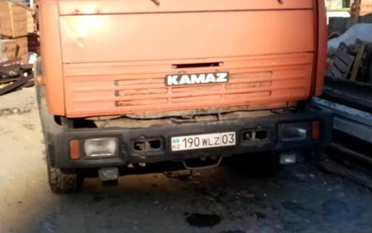КамАЗ  Камаз 55102 012 02 2005 года за 8 500 000 тг. в Кокшетау