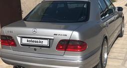Mercedes-Benz E 55 AMG 2001 года за 6 000 000 тг. в Жанаозен – фото 5