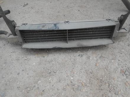 Радиатор масляный ДВС M137 Mercedes-Benz W220 W215 за 25 000 тг. в Алматы – фото 2
