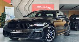 BMW 530 2021 года за 34 000 000 тг. в Алматы