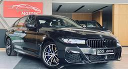 BMW 530 2021 года за 34 000 000 тг. в Алматы – фото 2