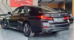BMW 530 2021 года за 34 000 000 тг. в Алматы – фото 3