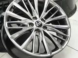 Hyundai Genesis R19 5/114, 3 за 230 000 тг. в Алматы – фото 3
